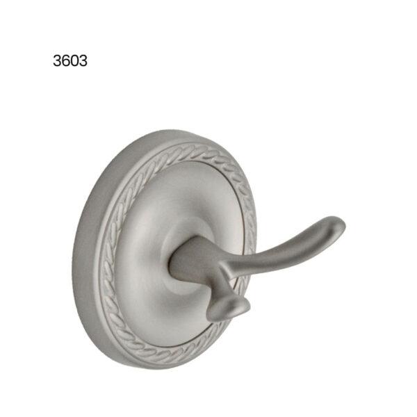 3603: Toilet Tissue Holder, Standard - Brushed Nickel