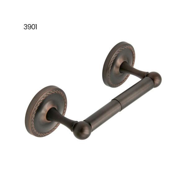 3901: Toilet Tissue Holder, Standard - Vintage Bronze